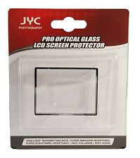 "JYC 2.7"" LCD Screen optical GLASS Protector Cover For Canon 1100D A3200"