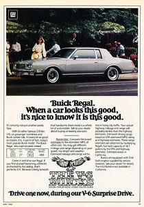 1980-Buick-Regal-Surprise-Classic-Vintage-Advertisement-Ad-D29