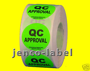 IC1041G-500-1-034-dia-QC-Approval-Label-Sticker