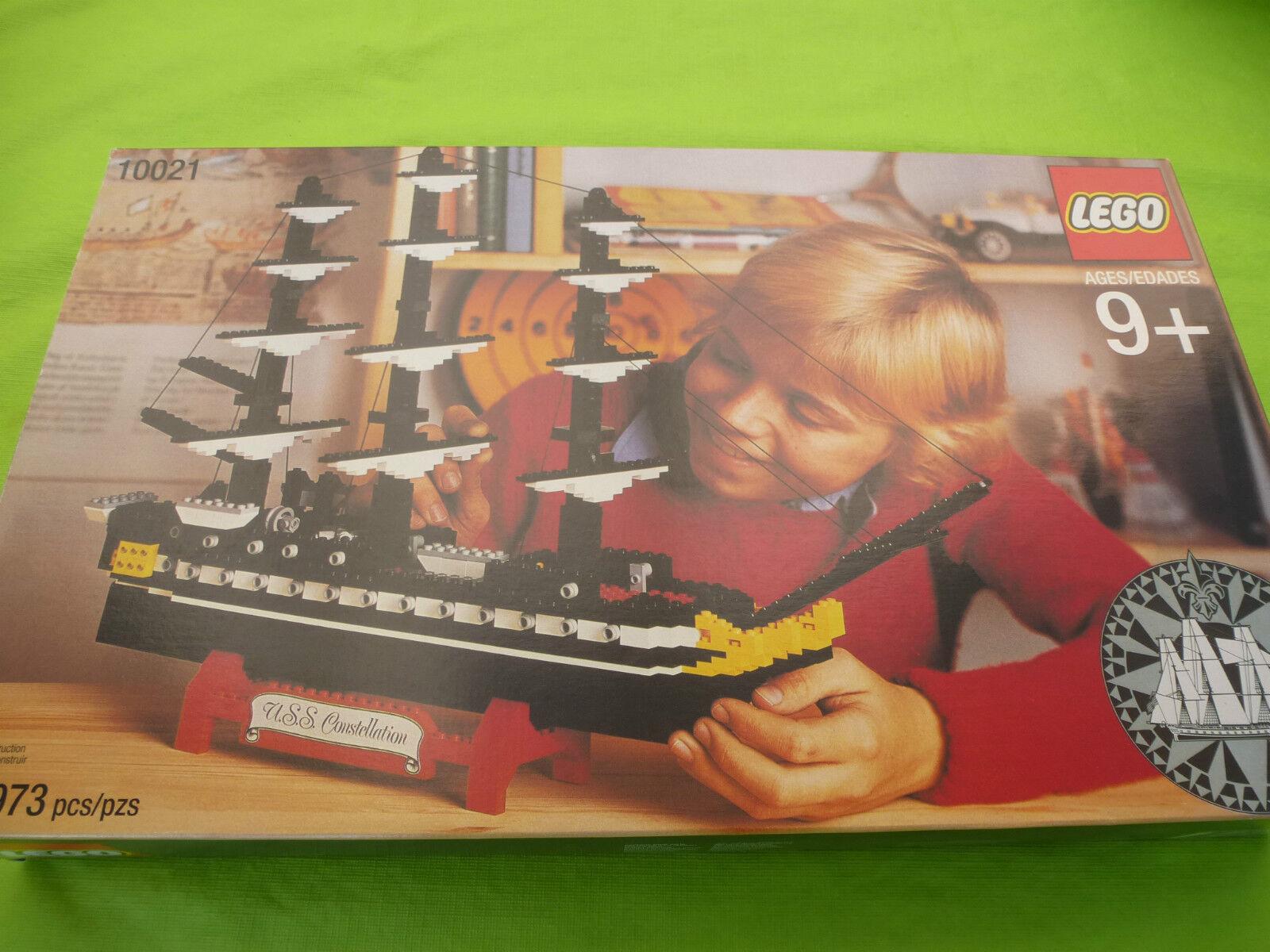 LEGO * NUOVO * 10021 USS Constellation 973 PEZZI 2003 vedi foto/descrizione