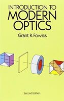 Introduction To Modern Optics (dover Books On Physics) By Grant R. Fowles, (pape