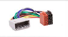 CARAV 12-007 Autoradio Adapterkabel ISO für CHRYSLER ab 2001, JEEP ab 2002