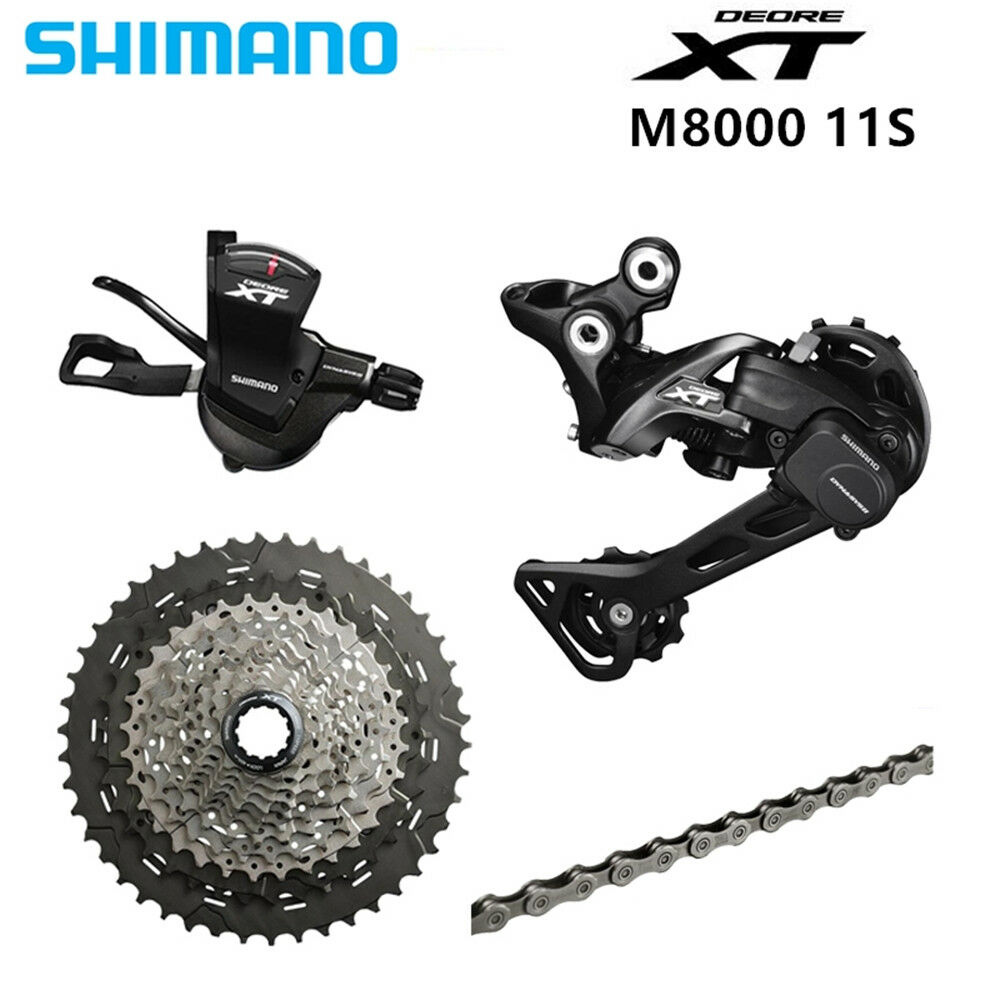 SHIMANO DEORE XT M8000 1x11  11S Speed 11-40T 11-42T 11-46T Groupset  the cheapest