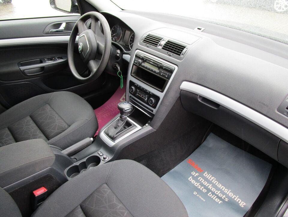 Skoda Octavia 1,2 TSi 105 Ambiente Combi DSG Benzin aut.