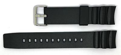 Casio Mtd-1080, Mtd-1080z Watch Strap 10495560 - Black Waren Jeder Beschreibung Sind VerfüGbar
