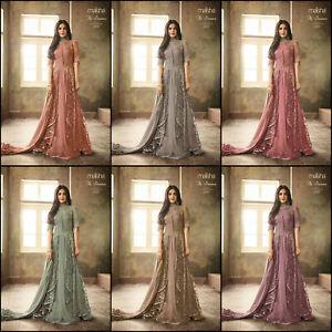 Salwar-Kameez-Indian-Pakistani-Suit-ethnic-Anarkali-Dress-Designer-Party-Wear-AN