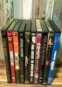 ⭐️⭐️⭐️⭐️⭐️ 🇨🇭🇴🇴🇸🇪 🇾🇴🇺🇷 DVD Movies - 1990s 2000s English Films