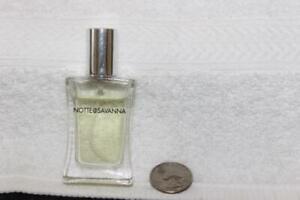 MINI NOTTE @ SAVANNA 85% FULL  33 FL OZ PERFUME PARFUM | eBay