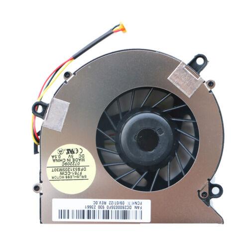 CPU Cooling Fan For Lenovo Y430 G430 K41 K42 PN AB7805HX-EB3 GB0507PGV1-A