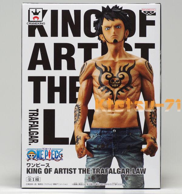 One Piece King of Artist Series Trafalgar Law Figure 26cm 10.2in BANPRESTO