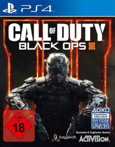 1 von 1 - Call of Duty: Black Ops 3 PS4-Spiel Gebraucht (602)