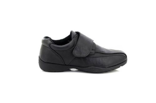 Dr Keller Marie Wide Fit Touch Fastening Furlined Shoes