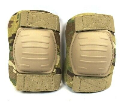 Good Used Condition US MILITARY SURPLUS KNEE /& ELBOW PADS May need Cleaning