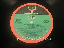 """The Basement Boys - Love Don't Live Here No More,Jump Street Record LP (VG) 12"""""""