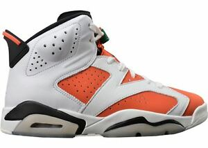 promo code ab889 10f0d Image is loading Air-Jordan-6-VI-Retro-Gatorade-Orange-Like-