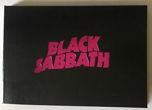 BLACK-SABBATH-THE-END-VIP-TOUR-BOOK-Limited-amp-Number-RARE-NEW-ORIGINAL-BO