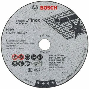 Bosch-2608601520-Disque-a-tronconner-expert-for-inox-A-60-R-inox-BF-76-mm-x-1