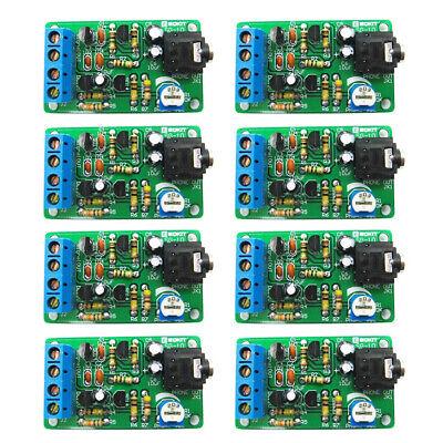 White Noise Signal Generator DIY Kit Electronic Kit 2-Channel Output DC 12V