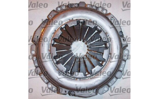 VALEO Kit de embrague 224mm 228mm TOYOTA LAND CROWN HIACE 801494