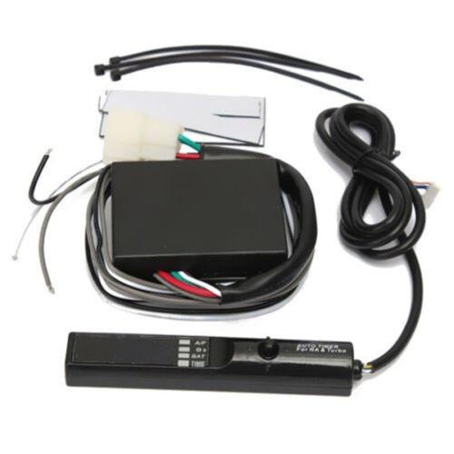 General APEXI Auto Turbo Timer For NA /& Turbo Black Pen Control j Blue LED Unit