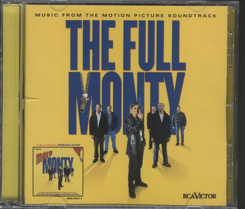 1 of 1 - The Full Monty CD soundtrack postage free