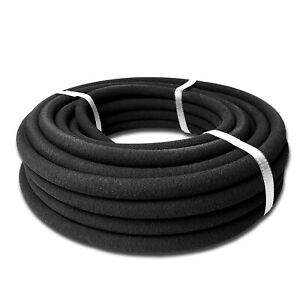 50m /// SOAKER HOSE Leaky Pipe Garden Thick Wallet Irrigation System POROUS PIPE