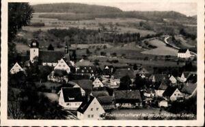 Old-Ak-Pk-Postcard-Used-Photo-Sw-Frank-Switzerland-Health-Resort-Heiligenstadt