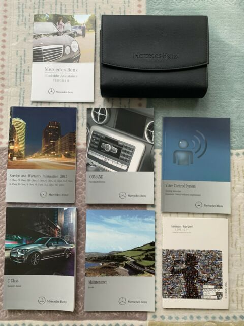 2007 Mercedes Manual Guide
