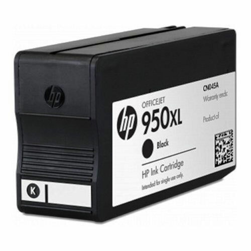 HP GENUINE 950XL Black Ink OFFICEJET PRO 8600 8610 8620 8625 8630 No BOX