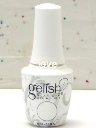 NEW Harmony Gelish Soakoff 0.5fl.oz GelColor 1110876 Arctic Freeze
