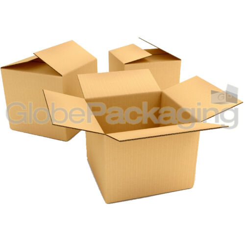 "5 x S//W MEDIUM REMOVAL CARDBOARD BOXES 18X12x10/"" 24HRS"