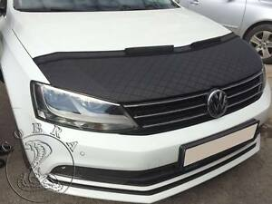 Car-Hood-Bra-in-DIAMOND-Fits-VW-Volkswagen-Jetta-MK6-2011-12-13-14-15-16-2017