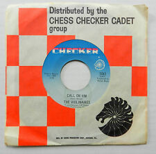 THE VIOLINAIRES 45 Call On Him / I Don't Know CHECKER Soul GOSPEL #B326