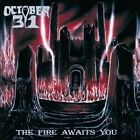 The Fire Awaits You by October 31 (CD, Jan-2014, Hell's Headbangers)