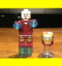 LEGO MARVEL SUPER HERO IRON MAN TRIANGLE MARK IV GENUINE MINIFIGURE SET# 6867