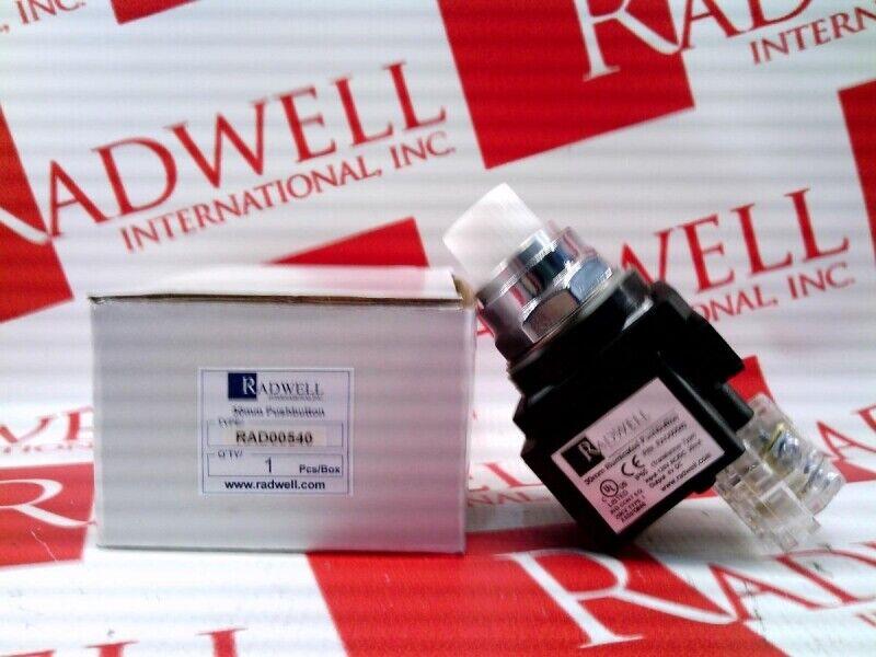 RADWELL VERIFIED SUBSTITUTE 10250T77WSUB   10250T77WSUB (BRAND NEW)
