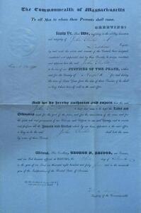 George Briggs- 1845 Signé État Rendez-Vous qBMYnYjc-09084342-819167316