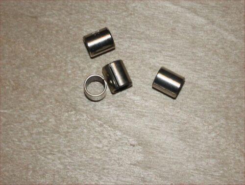 Lead teflon 5mm bagues 4 off rc modèle bateau fsrv 7mm od bagues roulements