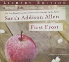 First Frost by Sarah Addison Allen (CD-Audio, 2015)