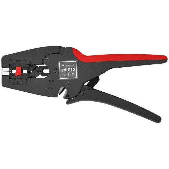 8.27 Inch Automatic Self-Adjusting Insulation Wire Stripper//cutter//crimper tool