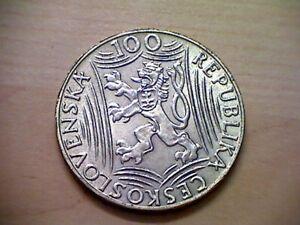 Czechoslovakia 100 Korun Stalin 1949