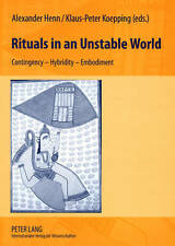 Rituals In An Unstable World  9783631573938