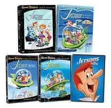 The Jetsons: Complete TV Series Seasons 1 2 3 + The Movie Box / DVD Set(s) NEW!