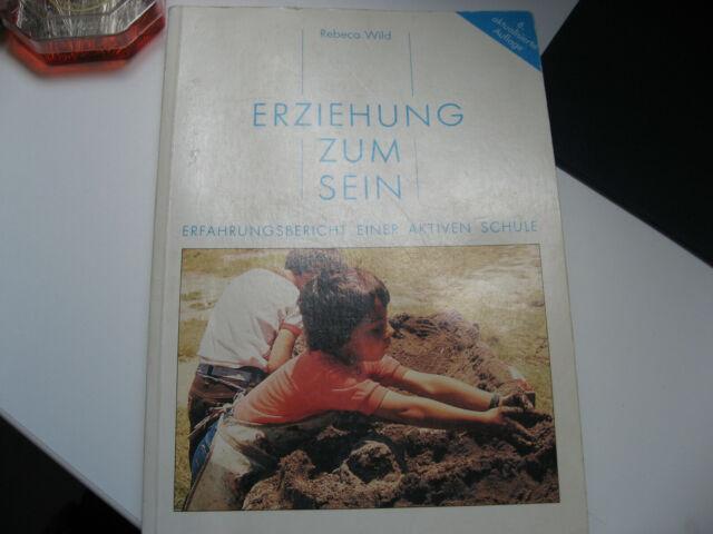 """""""Erziehung zum Sein"""" von Rebeca Wild Ratgeber"""