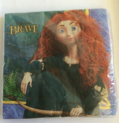 Disney Brave Lunch Napkins package of 16