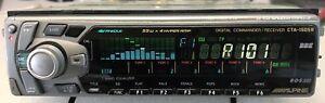 Autoradio-Alpine-CTA-1505R-Media-contoller-con-BBE