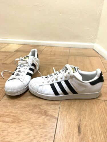 ADDIDAS SUPERSTAR SNEAKERS SIZE 10.5