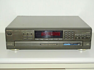 Technics-SL-PD8-5-fach-CD-Wechsler-gepflegt-2-Jahre-Garantie