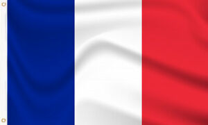 France French Flag Rugby 6 Nations 5ftx3ft Premium Polyester World Cup Football Ebay