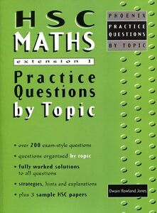 preliminary maths past papers
